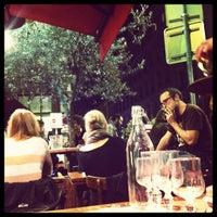 Photo prise au Café 203 par Anne-Sophie L. le10/10/2011