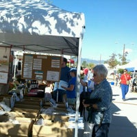 Photo taken at Longmont Farmers' Market by Andrew M. on 10/1/2011