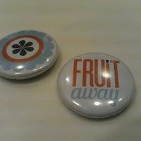 Photo taken at Fruit Away by David J. on 4/20/2012