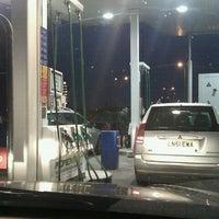 Photo taken at Tesco Petrol by Asholiday on 11/12/2011