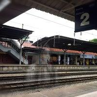 Photo taken at KTM Line - Rawang Station (KA10) by KHalis BaHaRoM on 6/9/2012