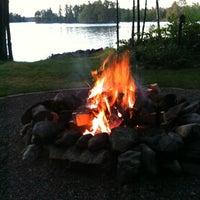 Photo taken at Lake Vermilion by Robin C. on 8/20/2011