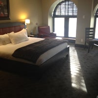 Photo taken at Le Place d'Armes Hôtel & Suites by Bethany M. on 5/7/2012