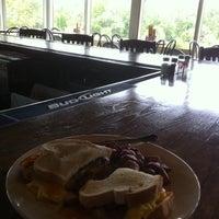 Photo taken at Cross Creek Cafe by Gordon W. on 9/28/2011