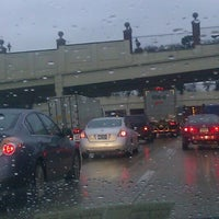 Photo taken at Delaware Expressway by Brittany D. on 12/21/2011