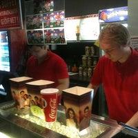 Photo taken at Lugner Kino City by MMK on 11/26/2011