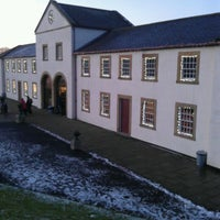 Photo taken at Beamish Museum by Suzanne S. on 12/17/2011