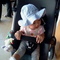 Photo taken at Bondies Cafe by Pugar Restu J. on 8/17/2011