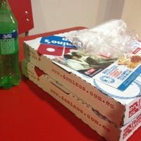 Photo taken at Domino's Pizza by German L. on 9/4/2012