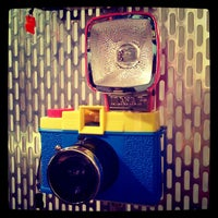 Photo taken at Lomography Gallery Store by Bruna B. on 11/30/2011