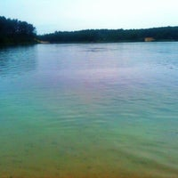 Photo taken at Голубые Озера / Blue Lakes by Andrey T. on 7/15/2012