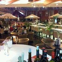 Photo taken at Uno Mediterranean Restaurant & Bar by Tomas M. on 11/21/2011