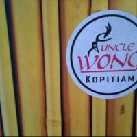Photo taken at Uncle Wong Kopitiam - Ciawi by Mintayu A. on 1/21/2012