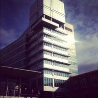 Photo taken at Kitchener City Hall by glenn on 2/4/2012