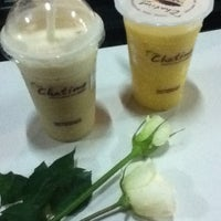 Photo taken at Chatime by Marvi M. on 2/14/2012