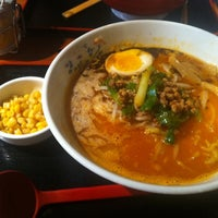Photo taken at Benkei Ramen by Theduy N. on 9/15/2011
