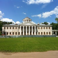 Photo taken at Музей-усадьба «Остафьево» by Caltrop Н. on 5/27/2012