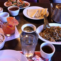 Photo taken at Lucky Garden Chinese Restaurant by Baked_in_Maine L. on 8/24/2011