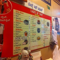 Photo taken at Taste of Tibet by SASITHON B. on 6/24/2012