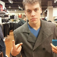 Photo taken at Banana Republic by Christopher C. on 11/22/2011