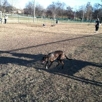 Photo taken at Southwest City Dog Park by Lisa D. on 2/1/2012