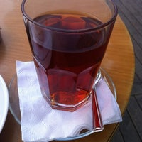 Photo taken at Melita Cafe & Restaurant by haQQo on 12/1/2011