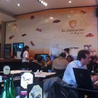 Photo taken at El Despacho de Diagonal by Paulo L. on 9/1/2011