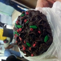 Photo taken at Angelica's Bakeshop by Kristine C. on 12/17/2011