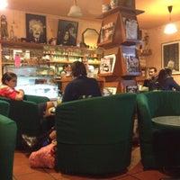 Photo taken at Village Cafe by Tabata Z. on 8/26/2012