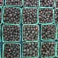 Photo taken at Downtown Berkeley Farmers Market by Stephanie A. on 6/9/2012