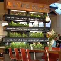 Photo taken at LYFE Kitchen by Kimmilyn V. on 5/25/2012
