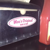 Photo taken at Moe's Original BBQ by Erin R. on 5/30/2012