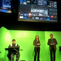 Photo taken at NewTek Booth At NAB - SL4514 by Samuel E. on 4/19/2012