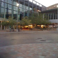 Photo taken at Tempe Transportation Center by Ellen S. on 5/12/2011