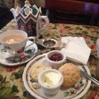 Photo taken at Tea & Sympathy by Liam Y. on 5/18/2012