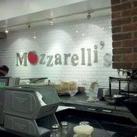 Photo taken at Mozzarelli's by Todd B. on 1/30/2012