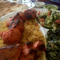 Photo taken at Crown Fried Chicken & Kabob House by Travel Swagger on 4/18/2012