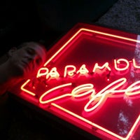 """Photo taken at Paramount Cafe by Rus """"Docta"""" C. on 8/13/2011"""