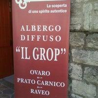 Photo taken at Ovaro by Giulia Z. on 10/2/2011