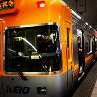 Photo taken at Inokashira Line Shibuya Station (IN01) by Shingo M. on 1/28/2012