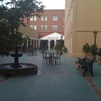 Photo taken at DoubleTree by Hilton Hotel & Suites Charleston - Historic District by Trae F. on 9/4/2011