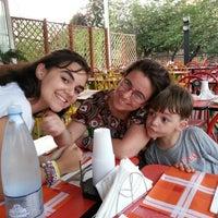 Photo taken at Porto di Porticello by Giuseppe L. on 7/29/2012