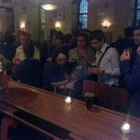 Photo taken at Hudson Yards Cafe by Guy V. on 12/1/2011