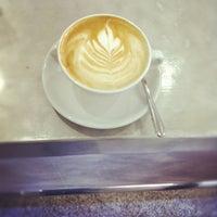 Photo taken at Caffè Barusso by Ervis E. on 1/25/2012