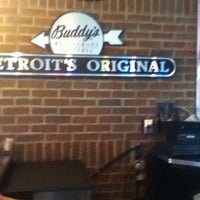 Photo taken at Buddy's Pizza by Ivar A. on 7/21/2011