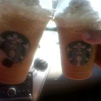 Photo taken at Starbucks by Jessica P. on 9/18/2011