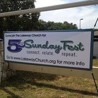 Photo taken at Lakeway Church by Jose G. on 4/29/2012