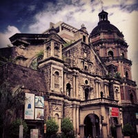 Foto tomada en Minor Basilica of St. Lorenzo Ruiz of Manila (Binondo Church)  por @enjayneer el 6/4/2012