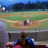 Photo taken at Dick Howser Stadium - Mike Martin Field by John on 3/12/2011