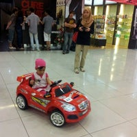 Photo taken at Kluang Mall by lia m. on 9/18/2011